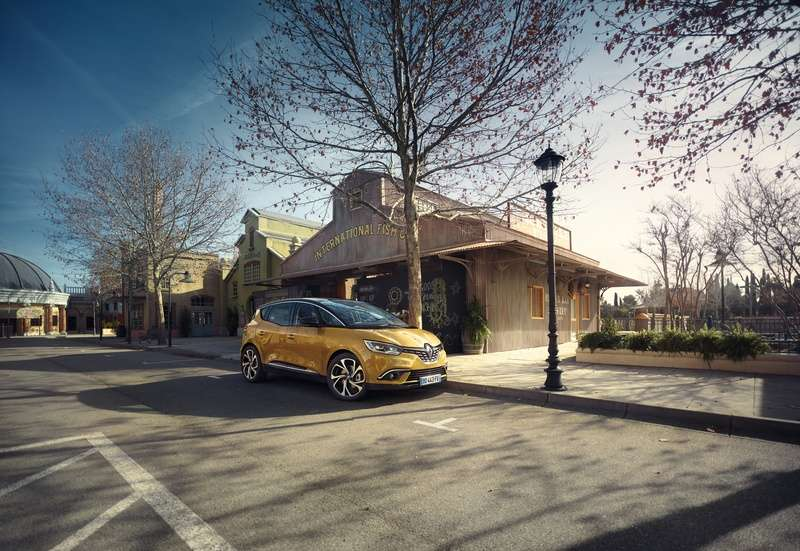 Neuheit am Internationaler Automobilsalon Genf 2016: Neuer Renault Scenic